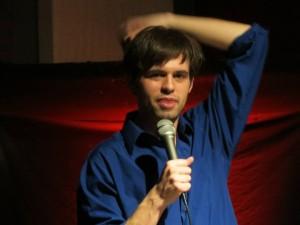 DJ Buckley, photo: Vala Bird